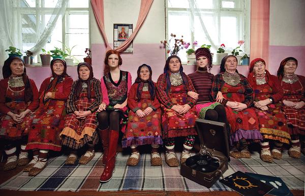 Бурановские бабушки by Andrey Yakovlev & Lili Aleeva